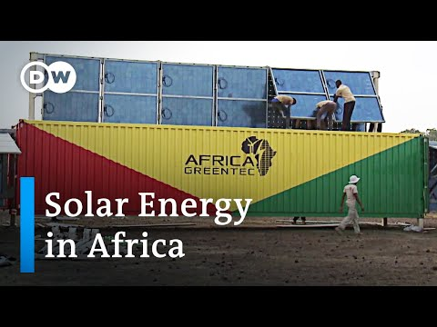 Mali: Solar power for Mali | Global Ideas