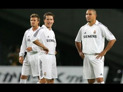 144208fb5 Ronaldo vs Tokyo Verdy Friendly (Real Madrid World Tour 2005) - YouTube