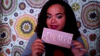 Coastal Scents Revealed Palette  Review / Swatches Thumbnail