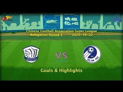 Shijiazhuang Dalian Pro Goals And Highlights