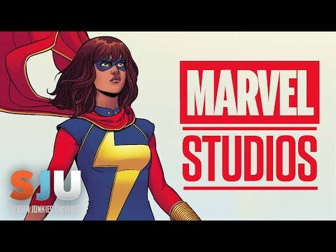 Ms. Marvel May Be Coming to the MCU! - SJU