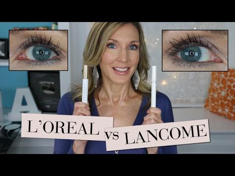 ade4ba54673 CILS Booster Mascara Primer Vs L'Oreal Voluminous Base - YouTube