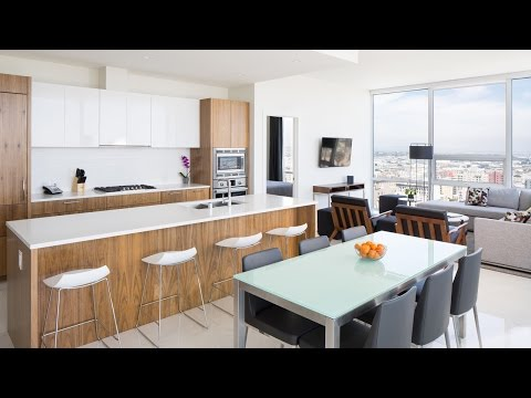 LEVEL Furnished Living Downtown Los Angeles - 2 Bedroom