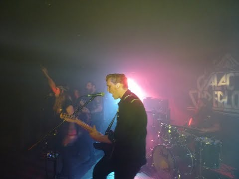 Galactic Superlords - Nowhere To Hide - Live Bremen Area 51