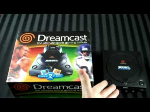 Keep Dreaming - American Black Sega Sports Dreamcast System Overview - Adam Koralik