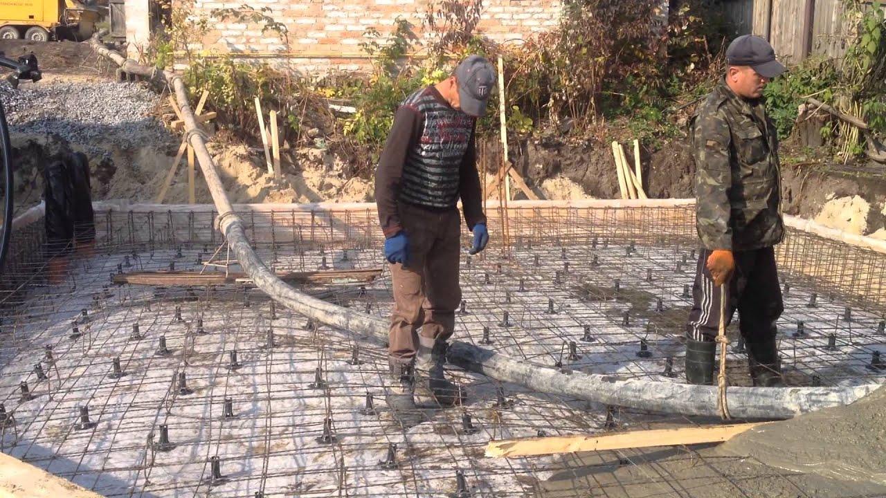 Куда заливают бетон специальные бетоны виды