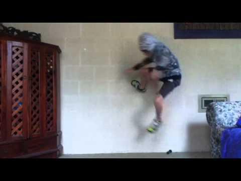Wall jump FAIL!