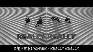 【HD中字】WINNER - REALLY REALLY MV ( Chinese Sub )