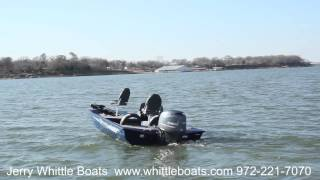 2013 Xpress H18 Aluminum Fishing Boat Jerry Whittle Boats