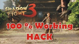 Shadow fight 3 100% Working Hack Apk Mod