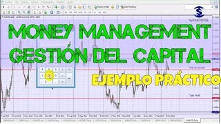 Ejemplo de gestión del capital en Forex (money management) - Winpips