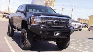 Truck Accessories - 2015 Chevy 2500HD