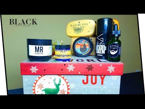 The Beard Gift Guide 🎁 | 6 Beard Products To Look For 2018