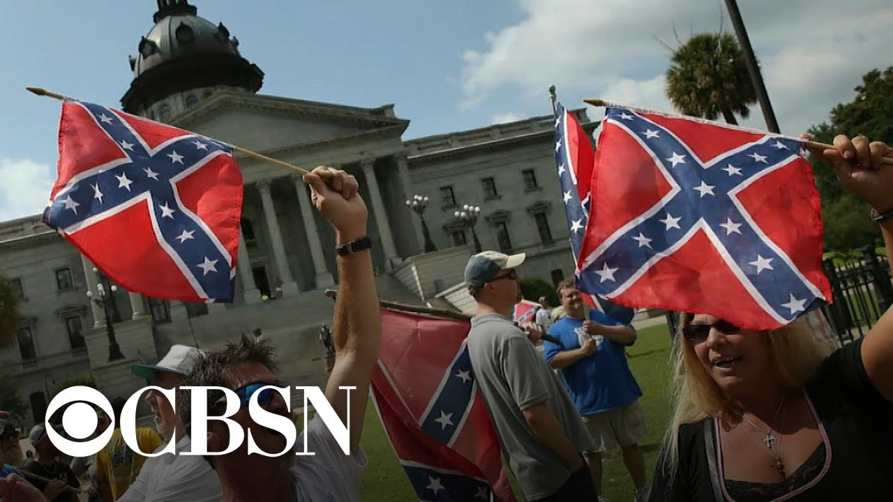 South Carolina removed Confederate flag 5 years ago