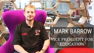 Mark Barrow: Students' Union Vice President for Education