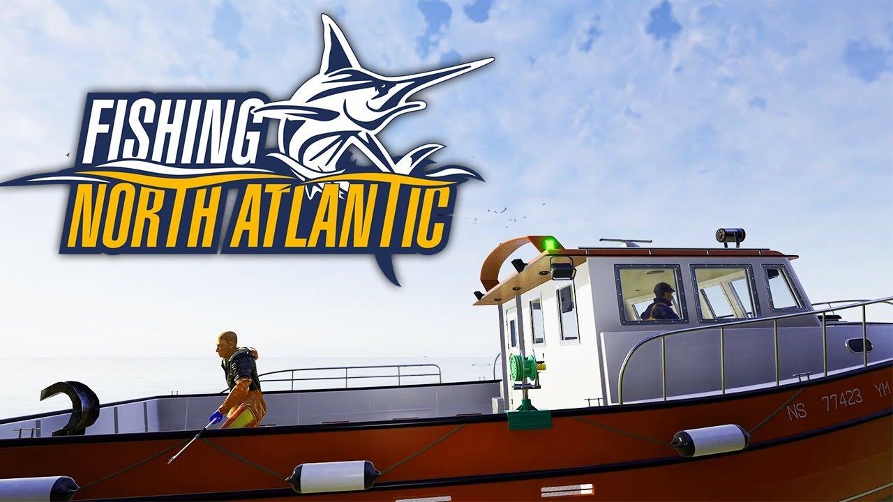 СИМУЛЯТОР  РЫБАЛКИ. РАБОТАЕМ НА НОВОЕ СУДНО 🔴 Fishing: North Atlantic (стрим) #2