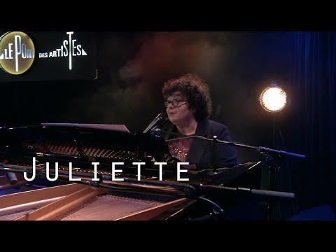 Juliette - À carreaux - Live @ Le pont des artistes