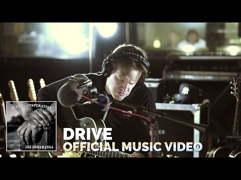 Joe Bonamassa - 'Drive' - Official Music Video