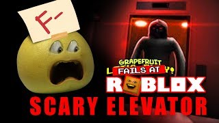 Roblox: SCARY ELEVATOR! [Grapefruit Plays]