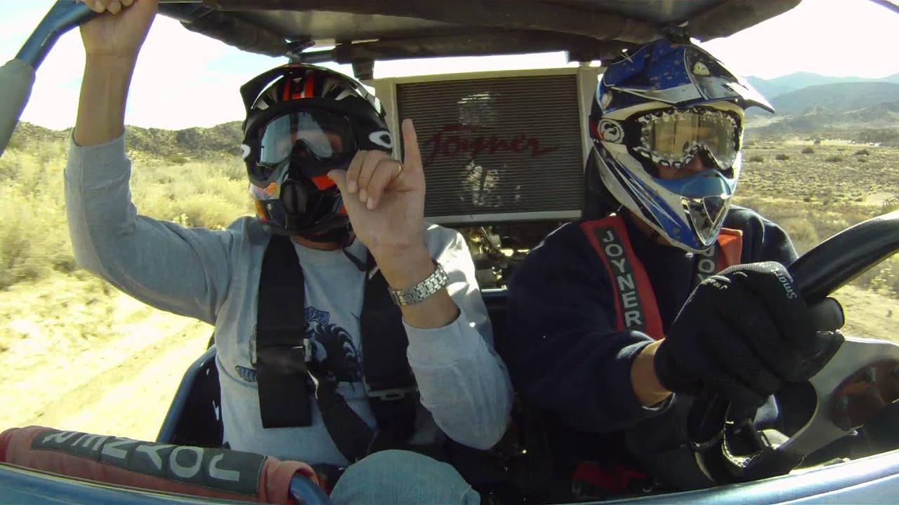 2008 Joyner 1100cc Sand Viper on dirt roads/hills (no music)