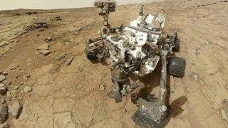 Scoperte tracce di vita su Marte