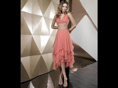 Patrones para un vestido de fiesta