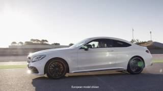 2017 Mercedes-Benz C-Class Coupe Walk Around