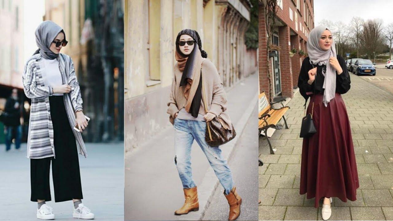 29 Ootd Kondangan Hijab Casual Kekinian Simple Dan Elegan Youtube