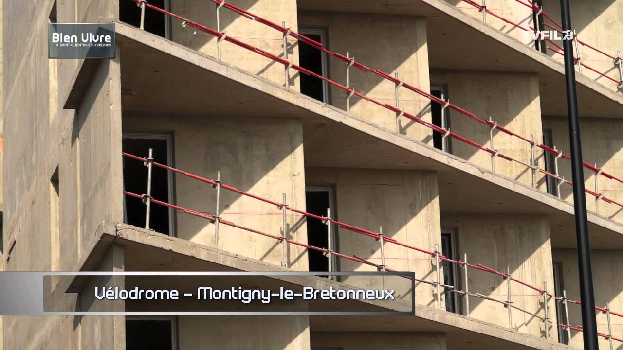 Bien Vivre – Les grands projets à Saint-Quentin-en-Yvelines