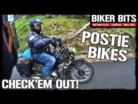 AWESOME Postie Bikes!