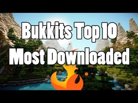 TOP 10 Most Downloaded Bukkit Plugins!