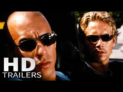 Fast And Furious All Trailers (2001-2020) Includes Fast And Furious 9 Trailer