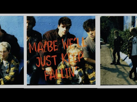 Why Don't We - Fallin' (Adrenaline) [Official Lyric Video]