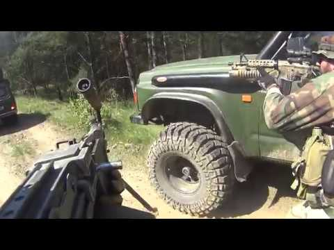 AIRSOFTWARS - Operace Lizzard 25.-27.5.2018