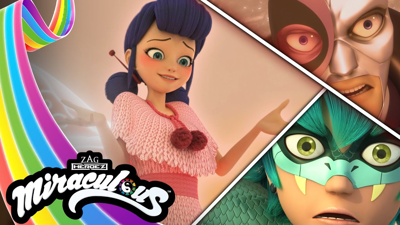 Download MIRACULOUS | 🐞 WISHMAKER - Viperion knows ☯️ | Tales of Ladybug and Cat Noir