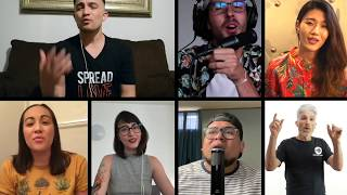 WHERE IS THE LOVE? - Youtube and Instagram Virtual Choir
