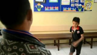 Sabah Screen Fest 2014 Finalist - Kasih Si Badut  SK Inanam Dua
