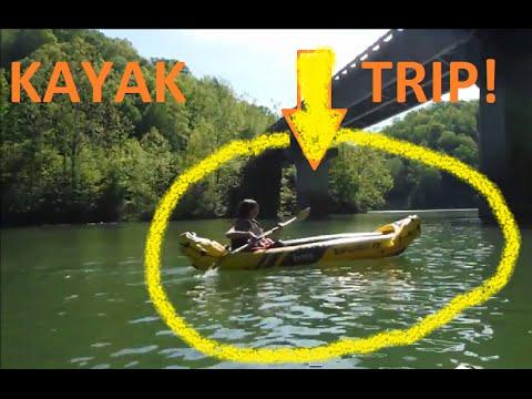 intex explorer k2 kayak instructions