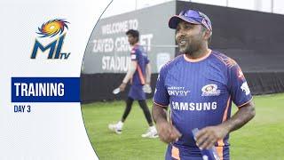 Training - Day 3 | ट्रेनिंग तीसरा दिन | Dream11 IPL 2020