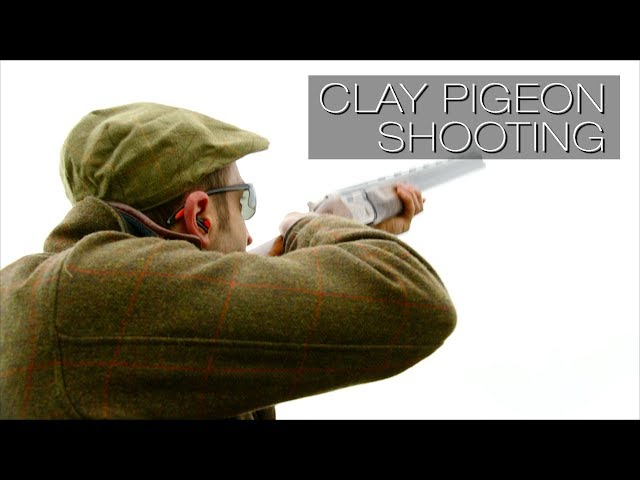 Clay Pigeon Shooting - In the Zone