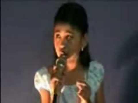 Regine Velasquez - You Change My Life (9 year old - Renagine Pepito)