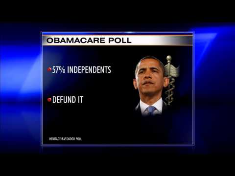 Majority of America Supports De-Funding Obamacare