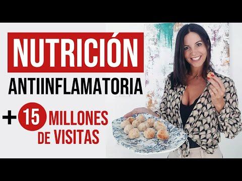 La dieta antiinflamatoria