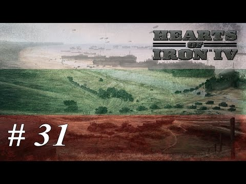Let's play Hearts of Iron IV - Bulgaria: Part 31 Back On The Offensive |