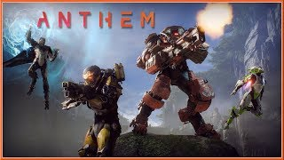 ANTHEM - NEW Gameplay Series, Part 1: Story, Progression, And Customization 2019 (PC, PS4 & XB1) HD