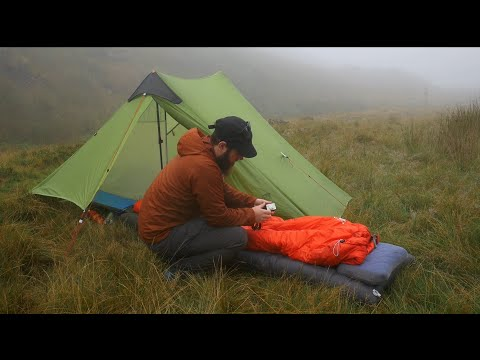 Wild Camping For Beginners | A Real Life Walk-through