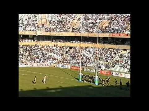 New Zealand 145 Vs 17 Japan Rugby World Cup 1995