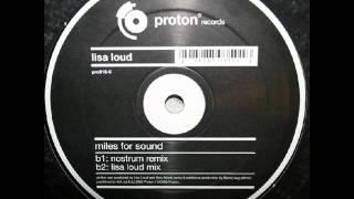 Lisa Loud- Miles for sound