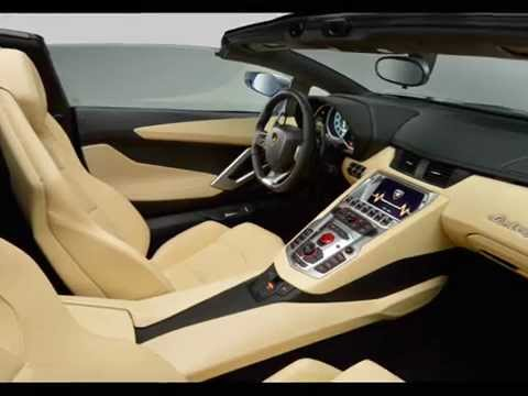 lamborghini aventador lp700 4 interior youtube. Black Bedroom Furniture Sets. Home Design Ideas