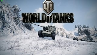 World of Tanks - The KV-Fortress